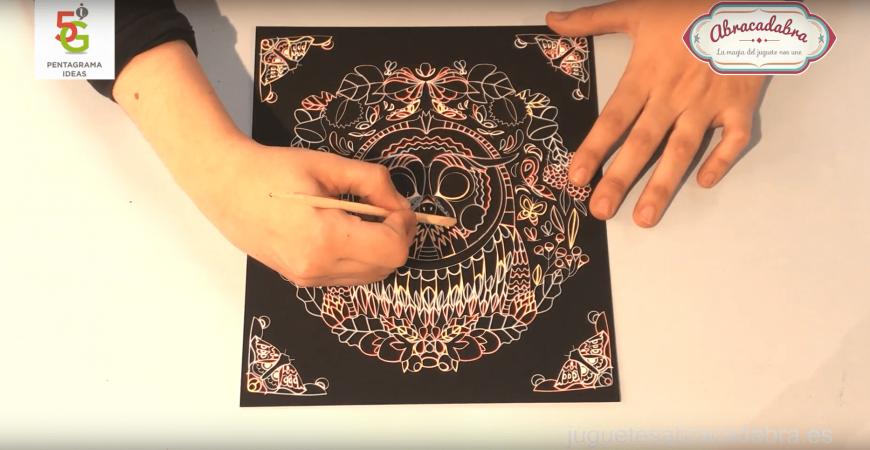 Actividades para niños y niñas Abracadabra 2018   Scratch Art de Pentagrama