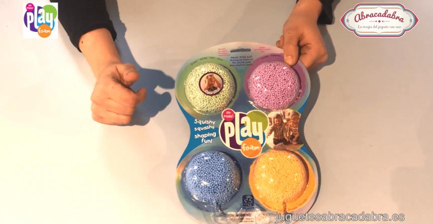 Actividades para niños y niñas Abracadabra 2018 | Moldeamos con Playfoam