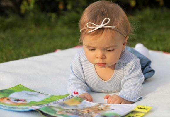 6 libros interactivos para bebés de 0 meses a 24 meses que desarrollarán sus sentidos