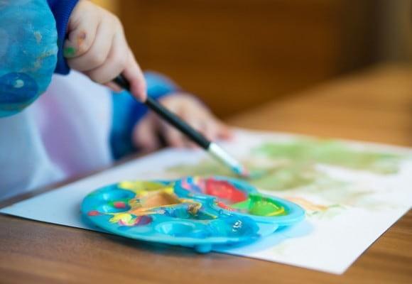 Manualidades para desarrollar la creatividad de los niños