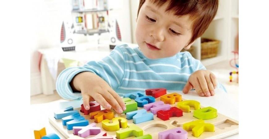 La importancia de los juguetes educativos en los niños
