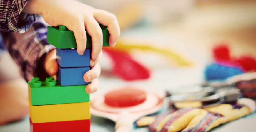 Los mejores juguetes para niños de 2 a 3 años
